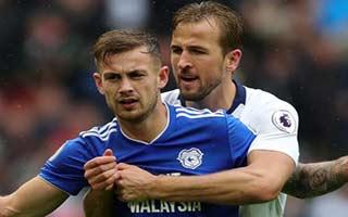 Tottenham Hotspur vs Cardiff City