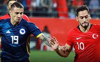 Turkey vs Bosnia-Herzegovina