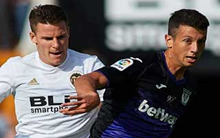 Valencia vs Leganes