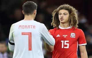 Wales vs Spain
