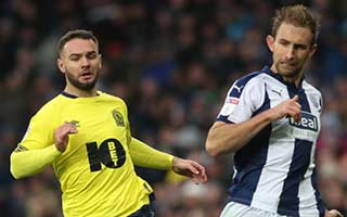 West Bromwich Albion vs Blackburn Rovers