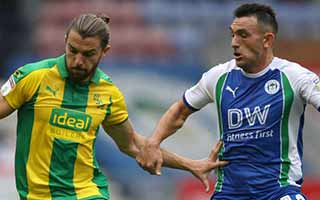 Wigan Athletic vs West Bromwich Albion