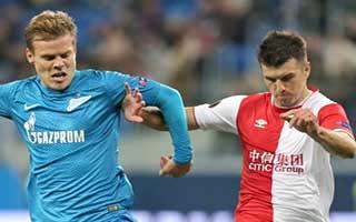 Zenit vs Slavia Prague