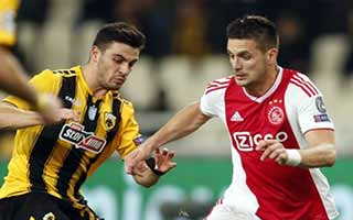 AEK Athens vs Ajax