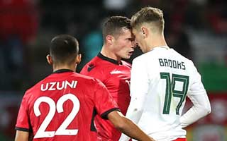Albania vs Wales