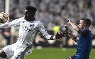 Apollon Limassol vs Eintracht Frankfurt