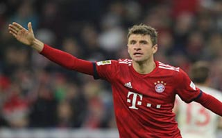 Bayern Munich vs Fortuna Dusseldorf