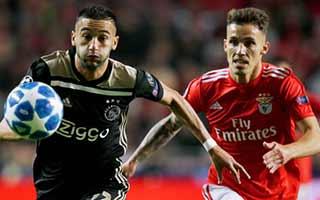 Benfica vs Ajax