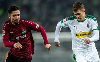 Borussia Monchengladbach vs Hannover