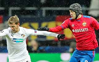 CSKA Moscow vs Viktoria Plzen