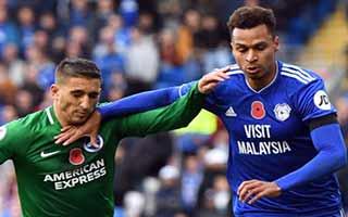 Cardiff City vs Brighton & Hove Albion