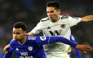 Cardiff City vs Wolverhampton Wanderers