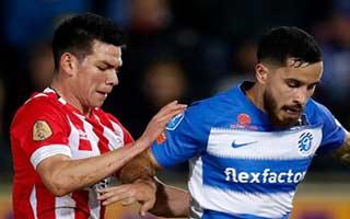 De Graafschap vs PSV Eindhoven