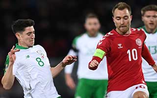 Denmark vs Republic of Ireland