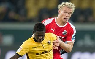 Dynamo Dresden vs Sandhausen