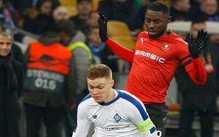 Dynamo Kyiv vs Rennes
