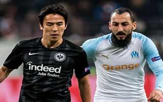 Eintracht Frankfurt vs Marseille