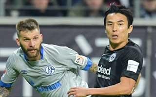 Eintracht Frankfurt vs Schalke