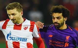 FK Crvena Zvezda vs Liverpool