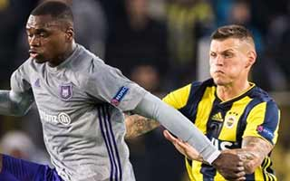Fenerbahce vs Anderlecht