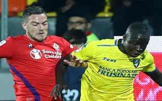 Frosinone vs Fiorentina