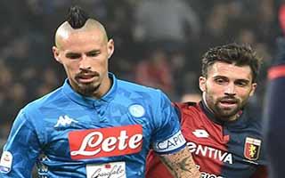 Genoa vs Napoli