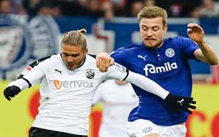 Holstein Kiel vs Sandhausen