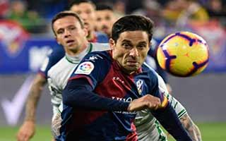 Huesca vs Getafe