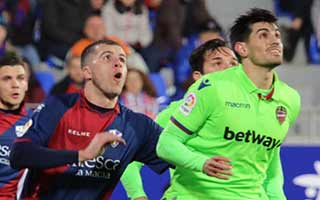 Huesca vs Levante