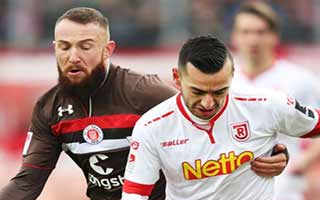 Jahn Regensburg vs St. Pauli