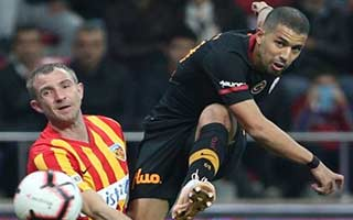 Kayserispor vs Galatasaray