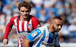 Leganes vs Atletico Madrid