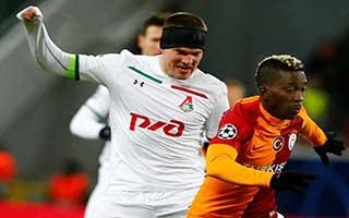 Lokomotiv Moscow vs Galatasaray