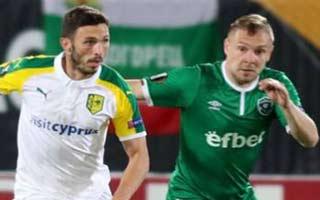 Ludogorets Razgrad vs AEK Larnaca
