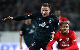 Mainz vs Werder Bremen