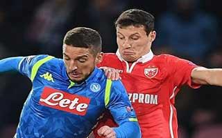 Napoli vs FK Crvena Zvezda