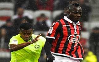 Nice vs Lille