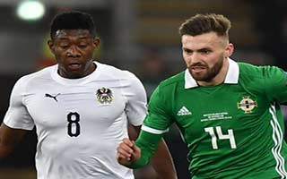 Northern Ireland vs Austria