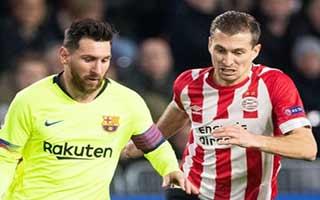 PSV Eindhoven vs Barcelona