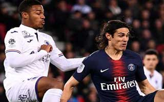Paris Saint-Germain vs Toulouse