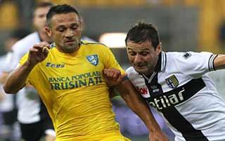 Parma vs Frosinone