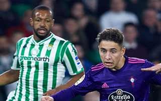 Real Betis vs Celta Vigo