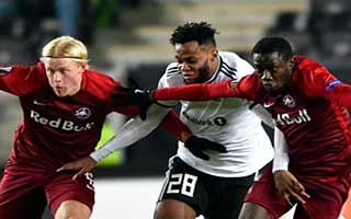 Rosenborg vs Salzburg