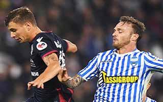 SPAL vs Cagliari