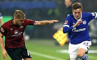 Schalke vs Nurnberg