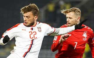 Serbia vs Lithuania