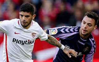 Sevilla vs Valladolid