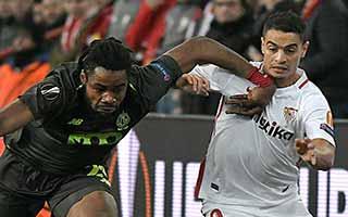 Standard Liege vs Sevilla