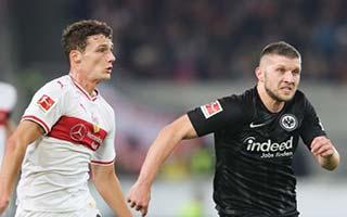 Stuttgart vs Eintracht Frankfurt