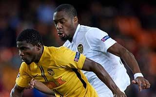 Valencia vs Young Boys